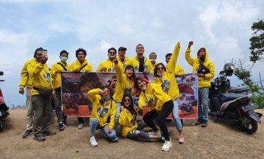 Nikmati Keindahan Wisata Gunung Telomoyo Bersama Generasi 125 Yamaha