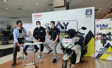 Kolaborasi dengan Blibli, Yamaha Hadirkan Program Cicilan 0% untuk All New Aerox 155 Connected