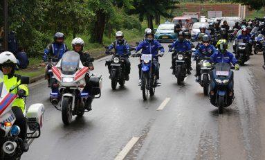 Sapa Penggemar di Indonesia, Rossi dan Vinales Diajak Riding Bareng