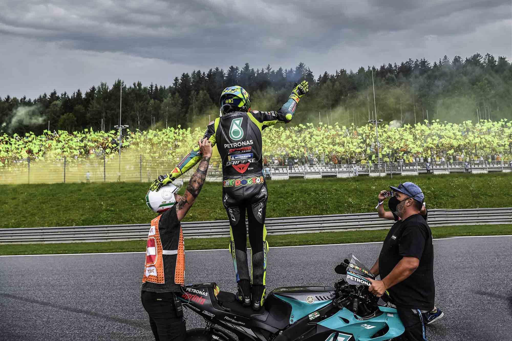 Persiapan Rossi untuk Para Penggemarnya Pasca Pensiun