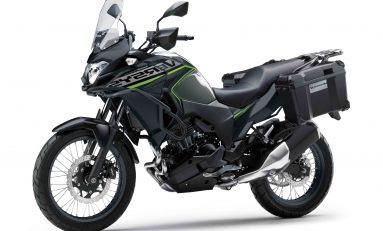 Tampilan Baru Kawasaki Versys-X250 Tourer Lebih Sporty