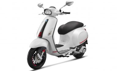 Vespa Sprint Carbon Edisi Terbatas 2019 Goda Bikers Indonesia
