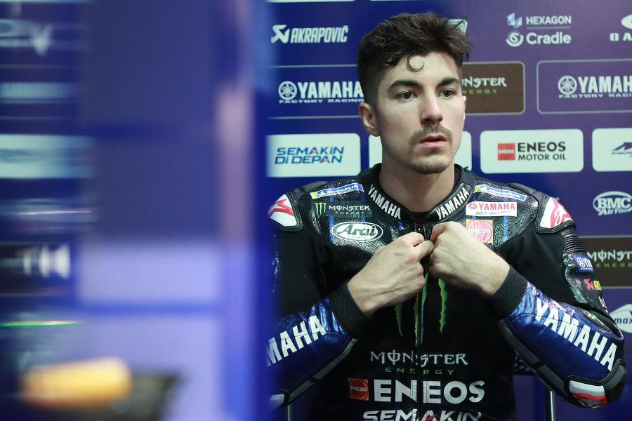 Kecelakaan Motocross, Vinales Dilarikan ke Rumah Sakit