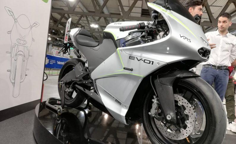 VINS Luncurkan Motor Sport Listrik EV-01, Cocok untuk Anak Sultan