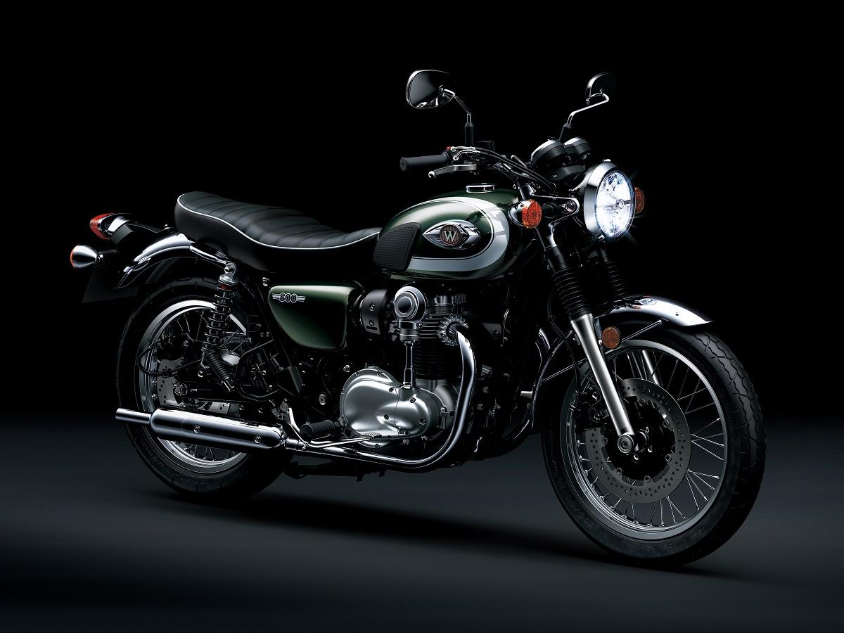 Kawasaki Indonesia Luncurkan New W800, Moge Klasik dengan Sentuhan Modern