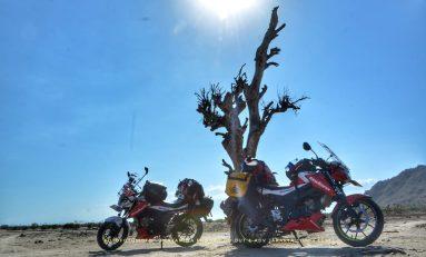 Angga dan Adnan Membuka Gerbang Indonesia Timur di Pulau Sumbawa