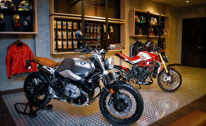 Seimos Moto, Bengkel Motor Berkonsep One Stop Shopping Hadir di Bandung