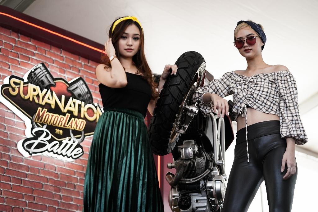 Jawara Suryanation Motorland 2019 Akan Diboyong ke Amerika