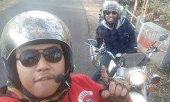 Intip Cerita 'Duo Bodor' Menjelajahi Pulau Jawa Hingga Bali Dengan Moge Klasik