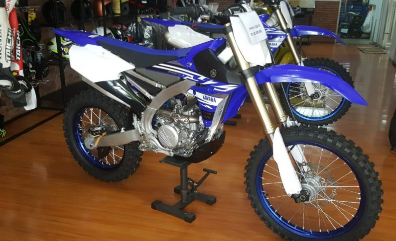 Sena Auto Part Jadi Dealer Resmi Motor Trail Yamaha