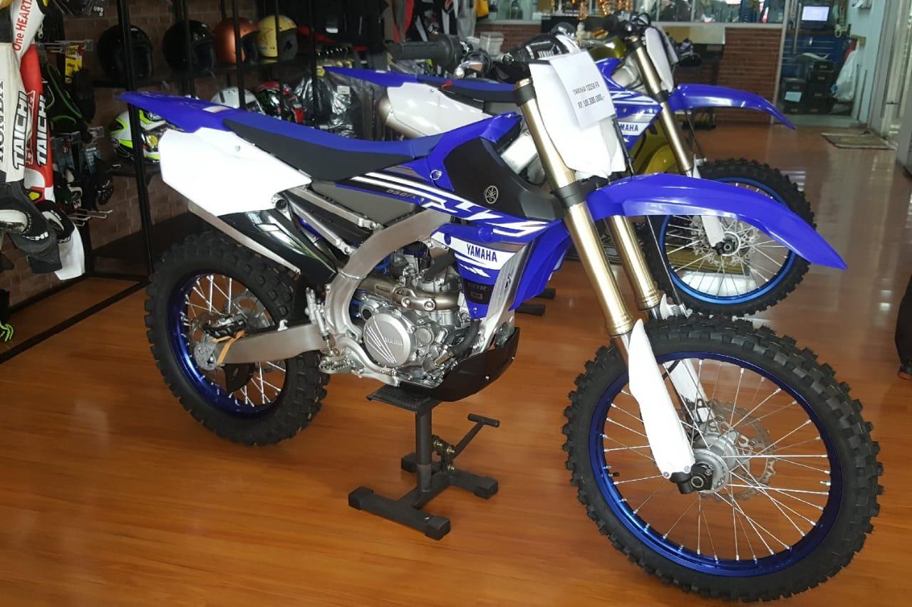 Sena Auto Part Jadi Dealer Resmi Motor Trail Yamaha