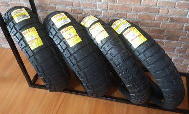 Manjakan Pecinta Motor Custom, SAP Jual Ban Spesial Pirelli