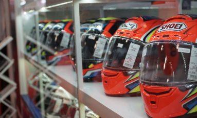 Indonesia Menjadi Pasar Penting Helm Shoei