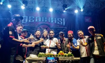 Puluhan Komunitas Tumpah Ruah Rayakan Satu Dekade Asosiasi Honda Jakarta