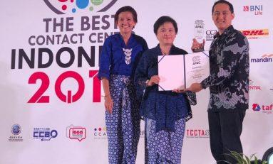MPM Sabet Penghargaan di Kompetisi Tingkat Internasional Contact Center Association Of Asia Pasific