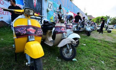 Indonesia Scooter Festival 2019 Tampil Beda