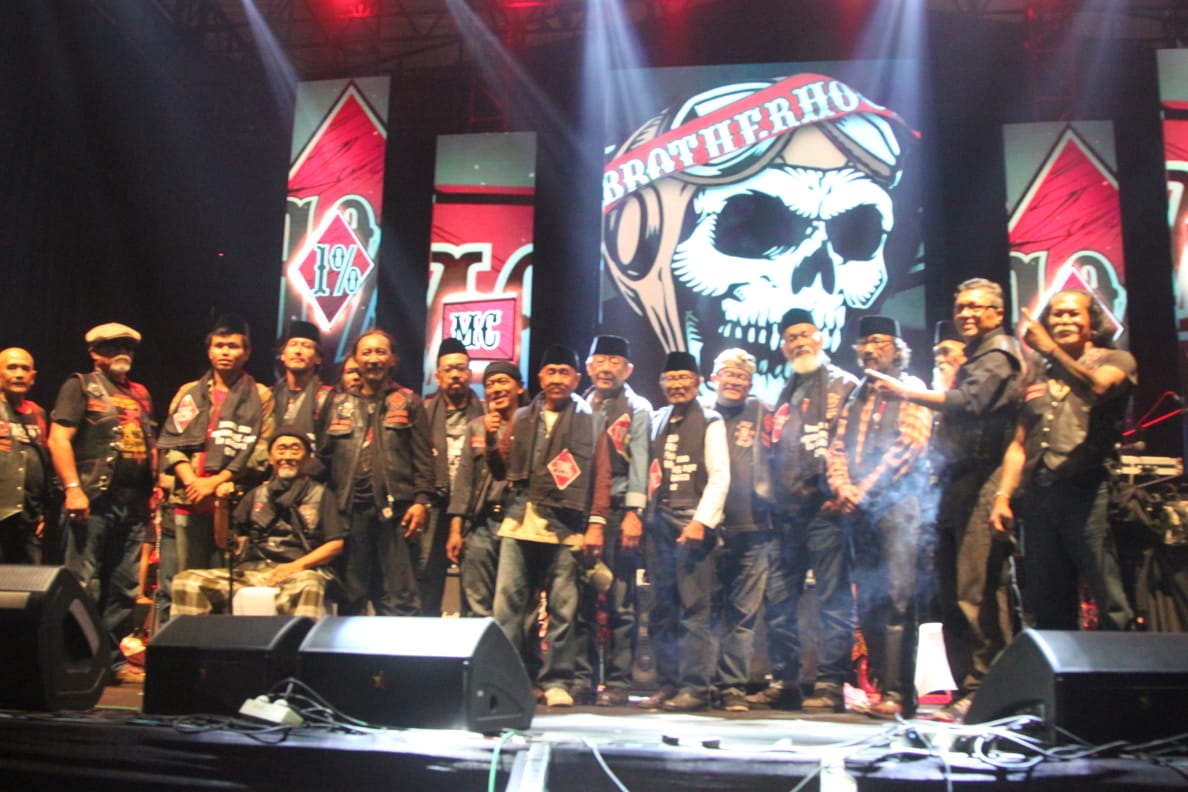 12 Bikers Ini Dianggap Sebagai Founder Harley-Davidson di Indonesia