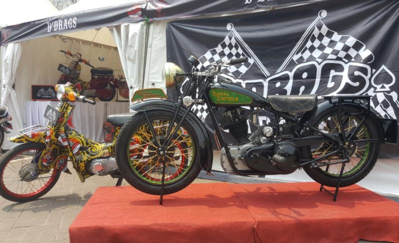 De'Drags Garage, Spesialis Custom Motor 'Nyeleneh'