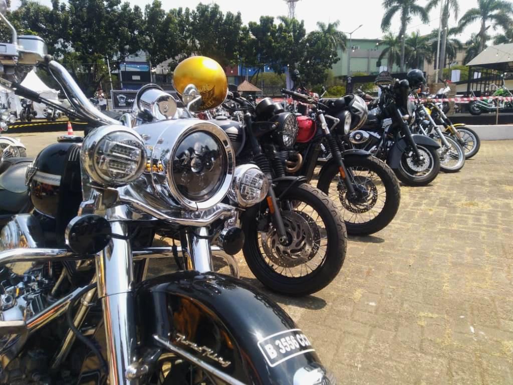 Komunitas Moge di Indonesia Tumbuh Pesat