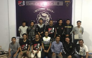 Gelar Musda, Boim Ibrahim Terpilih Lagi Jadi Ketua Supermoto Indonesia (SMI) Batam