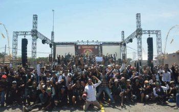 Kopdarnas Japs & Breatstyle Indonesia ke-4 Bikin Pulau Dewata Bergetar