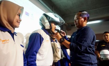 MPM Gelar Honda Safety Riding Festival, Ajak Masyarajat Tularkan Virus Keselamatan Berkendara