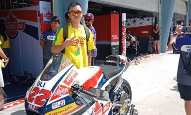 Kerjasama dengan Antangin, Indoclub Ajak Penonton Ke MotoGP Sepang