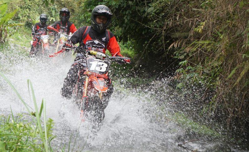 MPM Gelar CRF Day X-Pedition East Java Bareng Komunitas Trabas Jawa Timur