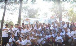 Touring Wajib ARCI Tangerang Sambil Camping dan Lantik Member Baru