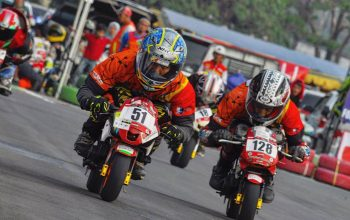 DRT Indonesia Ingin Sapu Bersih Podium di Grand Final LENKA MiniGP Cup Prix 2019