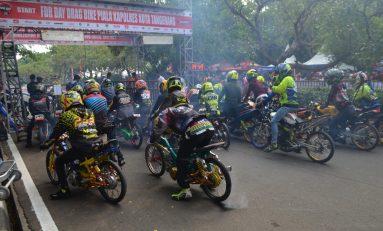 Ratusan Joki Jajal Ban Balap Drax Slick di Indodrag FDR Day Tangerang