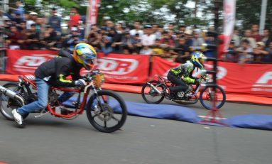 FDR Day 2019 Tangerang Gabungkan Event Balap Drag Bike dan Komunitas