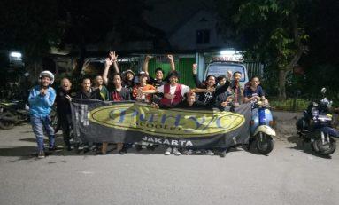 Rayakan Ultah ke-22, Parkir Timur Senayan Club Scooter Indonesia (Party/C) Siap Gemparkan Jakarta