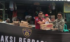 Aksi Berbagi Police Owners Group untuk Korban Banjir di Jakarta dan Tangerang
