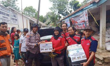 Lady Bikers Indonesia (LBI) Salurkan Bantuan untuk Korban Banjir Jakarta dan Tangerang
