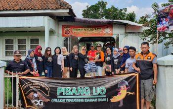 Ladies of Harley (LOH) Anak Elang Terjun Langsung Bantu Korban Banjir Bekasi dan Bogor