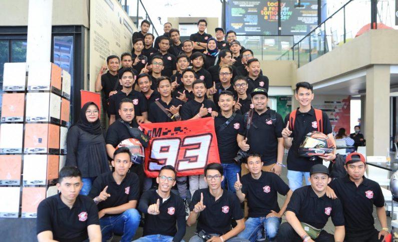 AHM Ajak Komunitas Honda Lebih Dekat dengan Dua Jagoan Repsol Honda