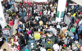 Jakarta Helmet Exhibition (JHE) 2020 Pindah Lokasi