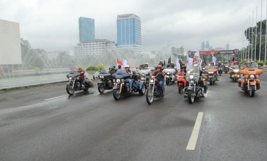 Motor Besar Indonesia, MPR RI dan Gerak BS Satukan Ribuan Bikers