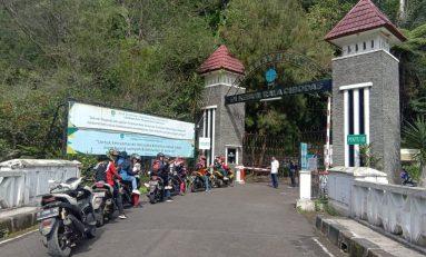 ARCI Karawang Lepas Penat dengan Touring ke Kebun Raya Cibodas