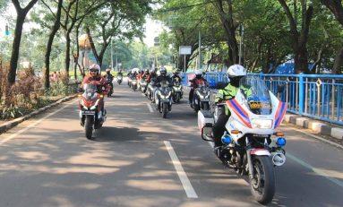 Dukung Pemerintah Basmi Corona, Komunitas Motor Honda Tunda Seluruh Kegiatan Gathering