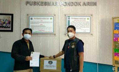 Harley Owners Group Anak Elang Jakarta Chapter: Lindungi Pejuang Medis