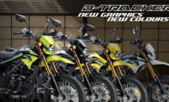 Kawasaki D-Tracker 150 Model 2021 Ganti Jubah, Lebih Kece dan Garang