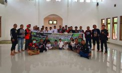 Gandeng Komunitas HAI Makassar, Pegadaian Syariah Pangkep Salurkan Bantuan ke Pondok Pesantren