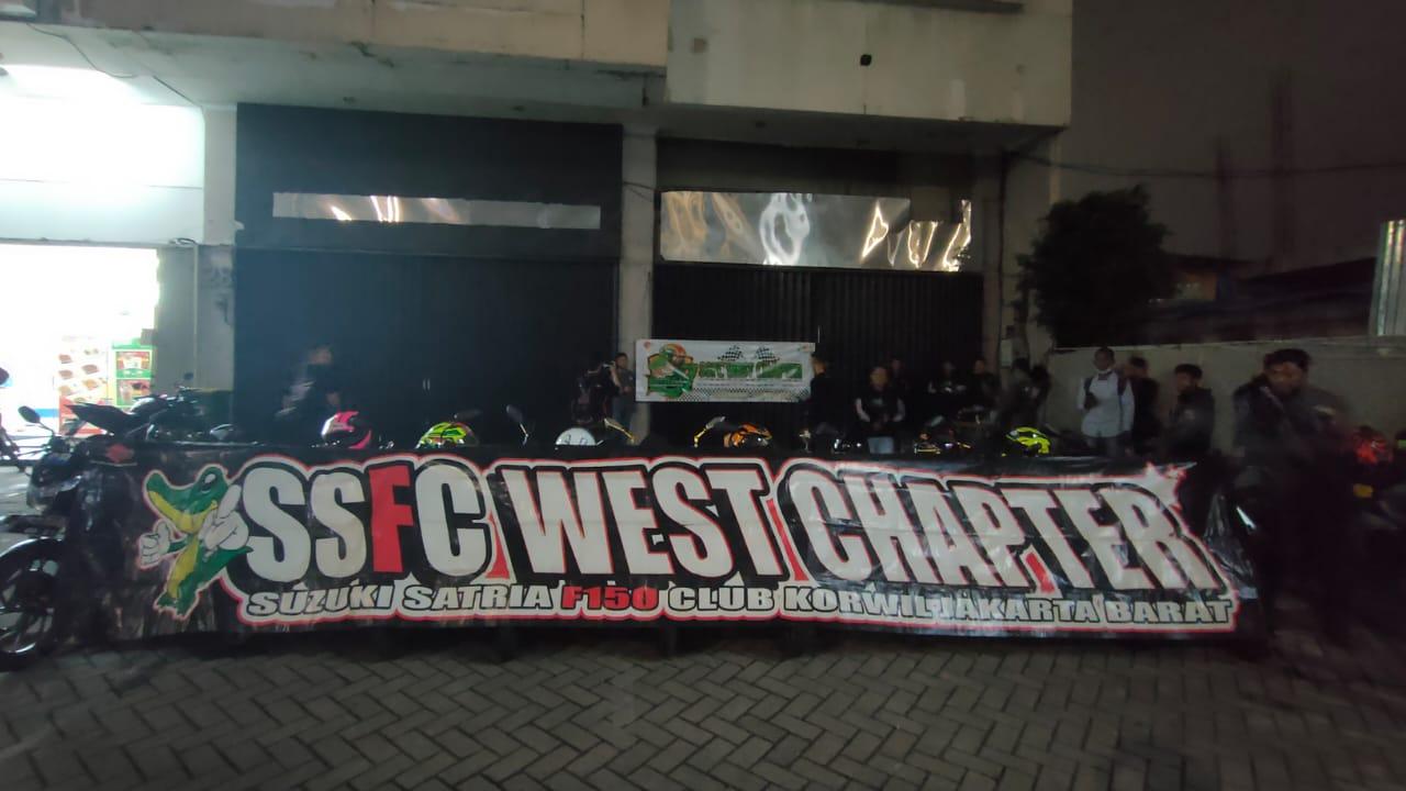 Rayakan Ulang Tahun ke-7, SSFC West Chapter Tekankan Pentingnya Persaudaraan