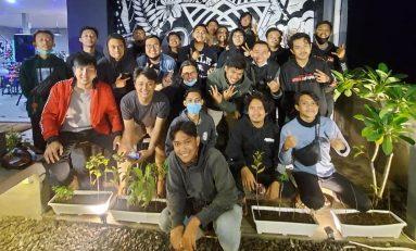 Kolaborasi Work Ride Coffee dan Sunmori Squad Gelar Night Ride
