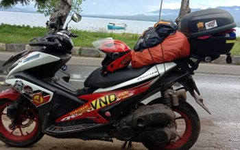 Misi Sang Garuda Touring ke Titik 0KM Sape Bima