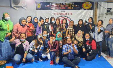 Lady Bikers Indonesia (LBI) Resmikan Pengurus Baru