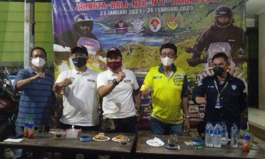 Ride for Friendship, Touring Dua Bikers VOID ke Timor Leste