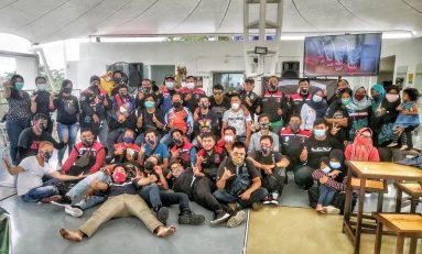 Yamaha Lexi Community Jakarta (YLCJ) Galang Donasi Untuk Korban Bencana Majene dan Mamuju